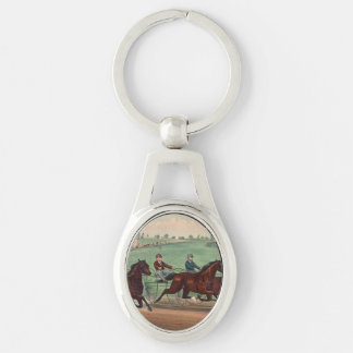 TOP Hot to Trotter Keychain