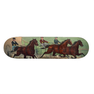 TOP Hot to Trotter Skateboard Deck