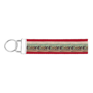 TOP Hot to Trotter Wrist Keychain