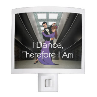 TOP I Dance Therefore I Am Night Light