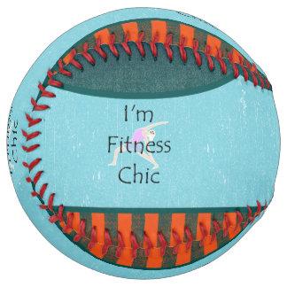 TOP I'm Fitness Chic Softball