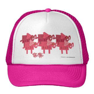 Top it Off ELEPHANTS Mesh Hats