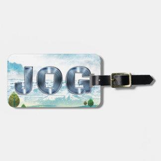 TOP Jog Luggage Tag