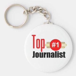 Top Journalist Keychain