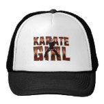 TOP Karate Girl Hats