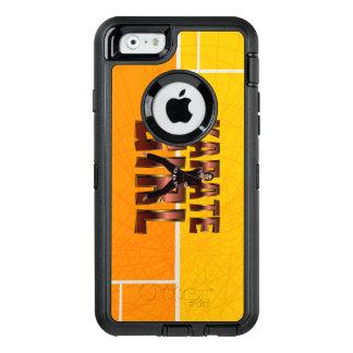 TOP Karate Girl OtterBox Defender iPhone Case