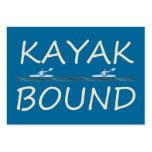 TOP Kayak Bound Business Card Templates