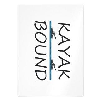 TOP Kayak Bound Magnetic Card
