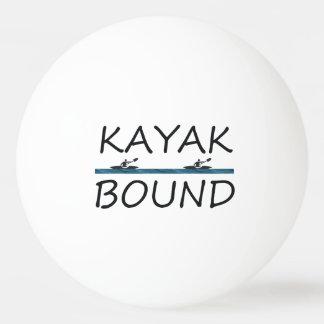 TOP Kayak Bound Ping Pong Ball