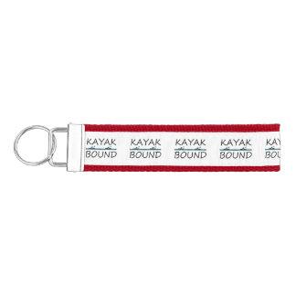 TOP Kayak Bound Wrist Keychain
