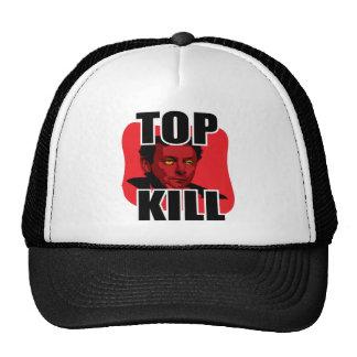 """Top Kill"" BP OIL SPILL Trucker Hat"