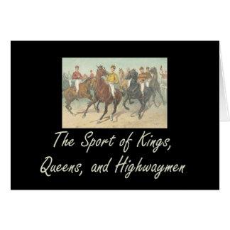 TOP Kings, Queens, Highwaymen Card