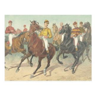 TOP Kings, Queens, Highwaymen Postcard
