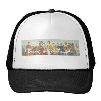TOP Kings, Queens, Highwaymen Trucker Hat