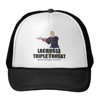 TOP Lacrosse Triple Threat Trucker Hat