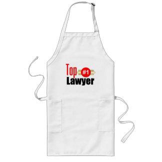 TOP Lawyer Long Apron