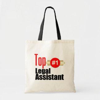 Top Legal Assistant Tote Bag