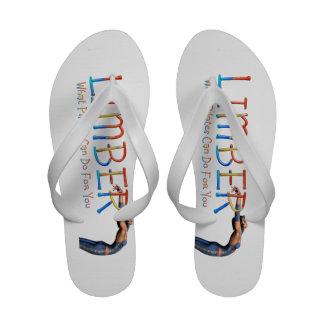 TOP Limber Pilates Sandals