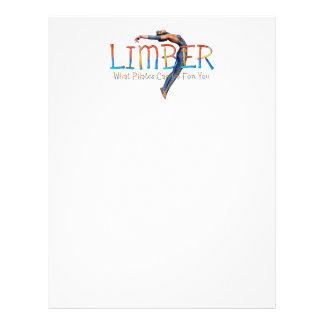 TOP Limber Pilates Custom Flyer