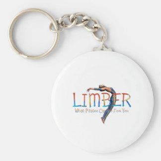 TOP Limber Pilates Keychains