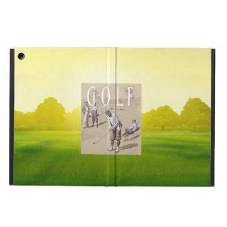 TOP Links Golf iPad Air Cover