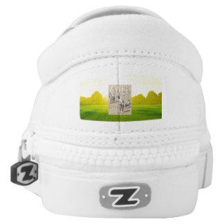 TOP Links Golf Slip-On Sneakers