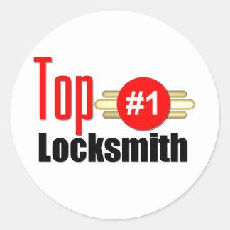Top Locksmith Sticker