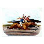 TOP Love Horse Racing Business Cards