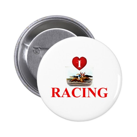 TOP Love Horse Racing Button
