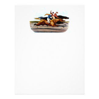 TOP Love Horse Racing Full Color Flyer