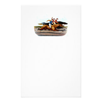 TOP Love Horse Racing Stationery