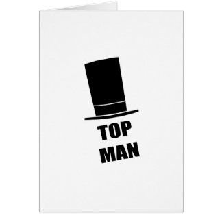 Top Man Card