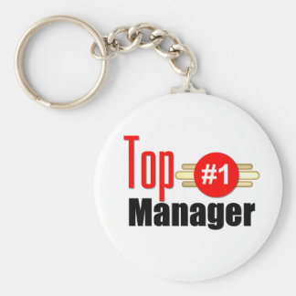 Top Manager Keychain
