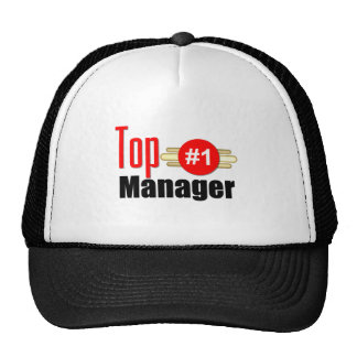 Top Manager Trucker Hat
