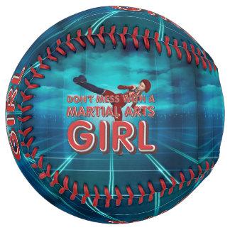 TOP Martial Arts Girl Softball