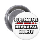 Top model. Enfermera neonatal Pin