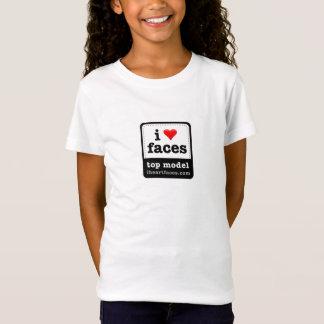 Top Model Girl's T-Shirt