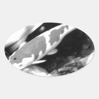 top modern artist akagi 2016 oval sticker