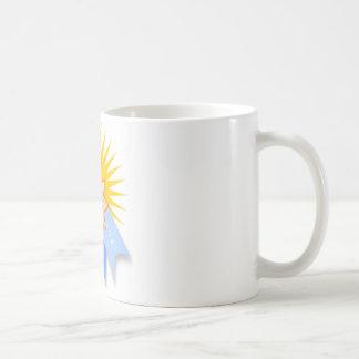 Top Mom Coffee Mug