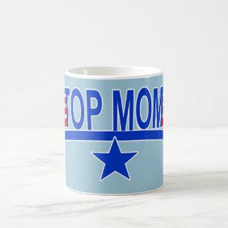 TOP MOM Military Mom Coffee Mug
