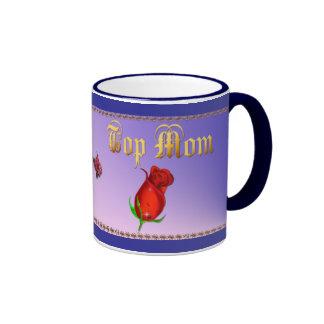 Top Mom  Mug