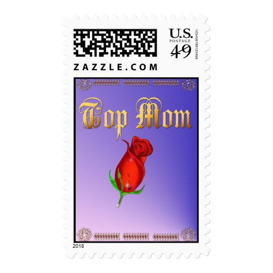 Top Mom  Postage