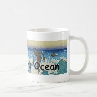TOP Motion on the Ocean Coffee Mug