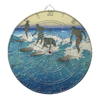TOP Motion on the Ocean Dartboard
