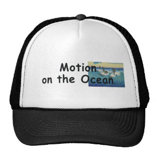 TOP Motion on the Ocean Trucker Hat