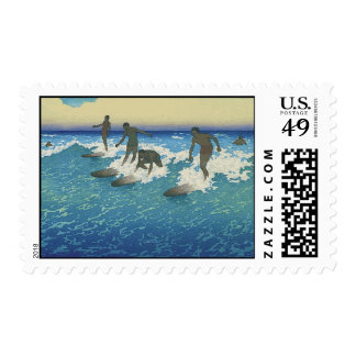 TOP Motion on the Ocean Postage