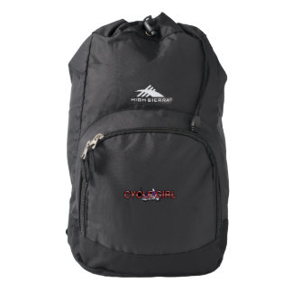 TOP Motorcycle Girl Backpack