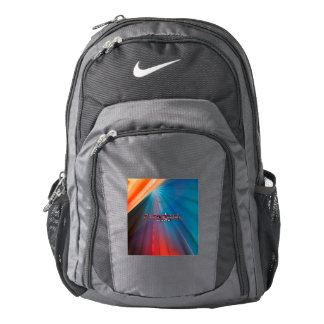 TOP Motorcycle Girl Nike Backpack