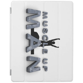 TOP Muscle Up Man iPad Smart Cover