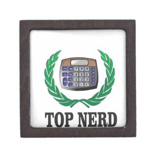 top nerd honor gift box